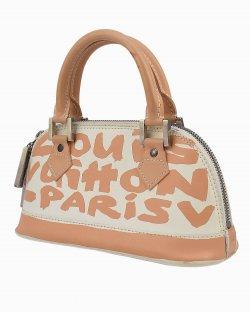 Bolsa Louis Vuitton Alma PM Stephen Sprouse Limited Ed.